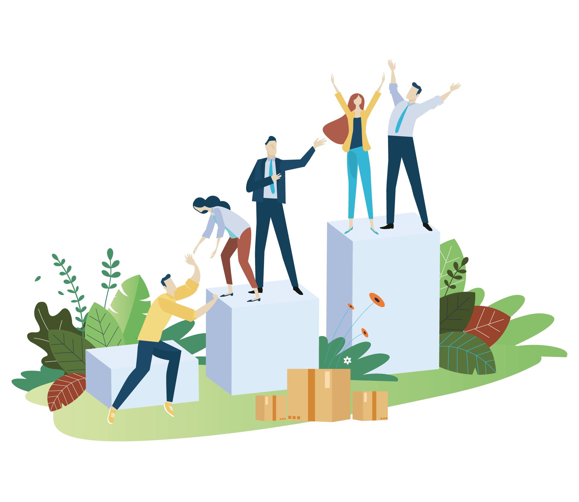 Gratis duurzame verzenddozen en meer klanten . Duurzaam verzenden met gratis groene dozen